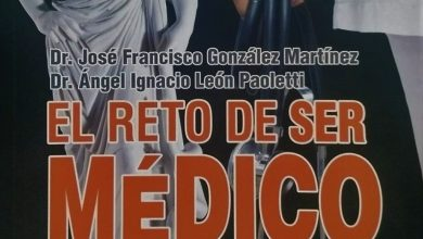 "Photo of Webinar del libro ""El Reto de Ser Médico"""