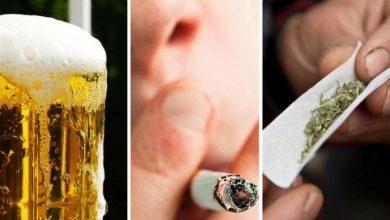 Photo of Alcohol, tabaco, marihuana, y la respuesta inmunológica ante el COVID-19