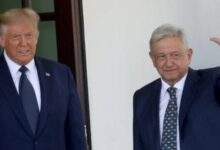 Photo of ¿A qué hora es la cena entre AMLO y Trump?