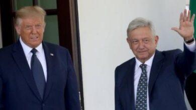 Photo of ¿A qué hora es la cena entre AMLO y Trump?