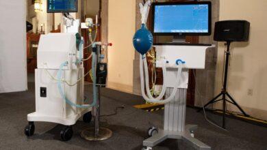 Photo of Ventildor Ehécatl 4T fue diseñado y fabricado por el CIDESI del Conacyt