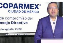 Photo of Nuevo presidente de la COPARMEX CDMX convoca a crear  un programa de salvamento urgente de la economía