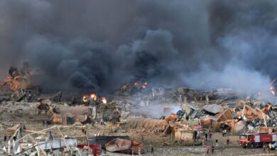 Photo of 2,750 toneladas de nitrato de amonio causaron la explosión en Beirut