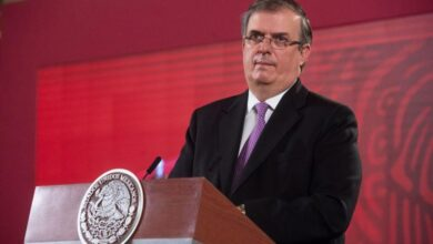 "Photo of ""No nos va a faltar la vacuna, eso es un hecho"": Marcelo Ebrard"