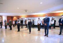 Photo of Rinden homenaje a fallecidos y profesionales de la salud que enfrentan el COVID-19