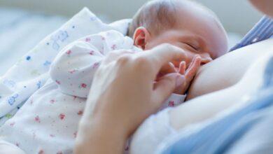 Photo of Seguro Social, promueve la lactancia materna a libre demanda