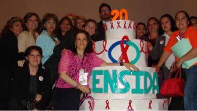 Photo of La celebración de las primeras 2 décadas del CENSIDA, hace 12 años