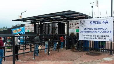 Photo of UNAM concluyó jornada de exámenes de admisión a licenciatura