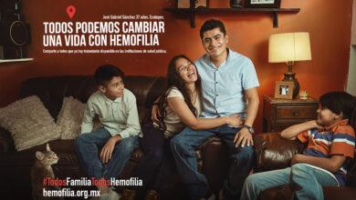 Photo of Federación de Hemofilia lanza la campaña #TodosFamiliaTodoshemofilia.