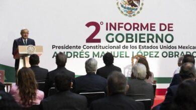 Photo of AMLO da su Segundo Informe de Gobierno