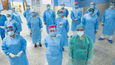Photo of Para cuidar a los pacientes es prioritario proteger al personal de salud