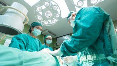 Photo of Realizan primer trasplante bipulmonar de un paciente que había sido contagiado por COVID-19