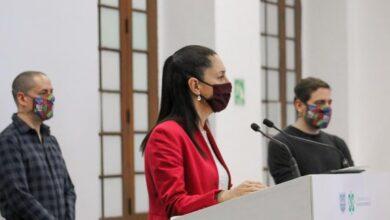 Photo of Claudia Sheinbaum reporta incremento en hospitalizaciones por coronavirus