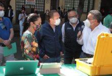 Photo of Presentan avance de los trabajos de sectorización de la red hidráulica en Benito Juárez