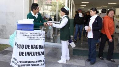 Photo of IMSS informa sobre campaña de Vacunación contra la influenza