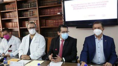 Photo of ISSSTE amplia el servicio de Hematología y Oncología Pediátrica del CMN 20 de Noviembre