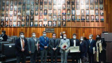 Photo of Academia Nacional de Medicina de México tiene 45 nuevos miembros