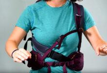 Photo of Woman's Back: La primera mochila adaptada para mujeres que han padecido cáncer de mama