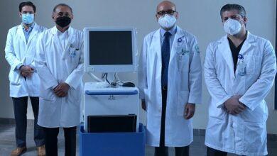 Photo of Recibe el INNN equipo portátil de Rayos X de última generación por parte de la Fundación Gonzalo Río Arronte