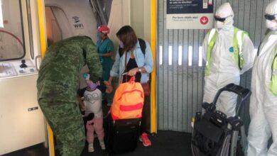 Photo of Debido a la pandemia de coronavirus, casi 18 mil mexicanos han sido repatriados