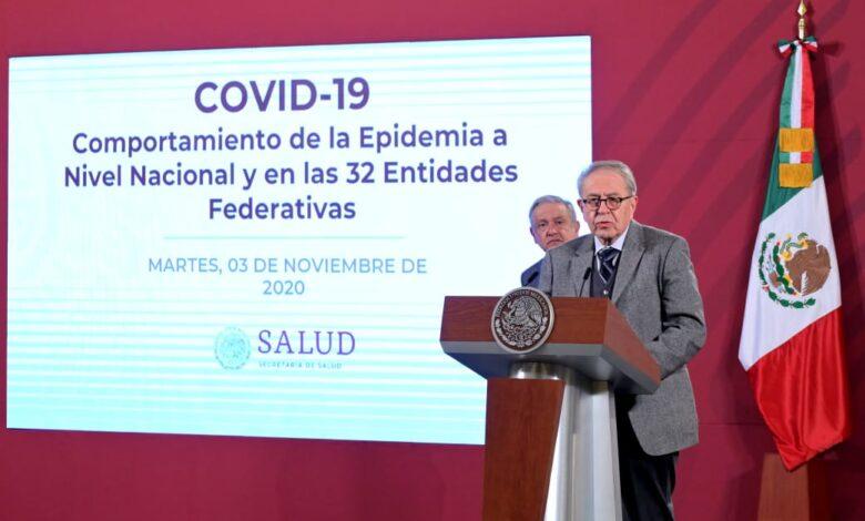 Casos de COVID-19 a la baja en la Península de Yucatán