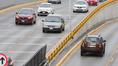 Photo of A partir del próximo lunes inicia la operación de carriles reversibles sobre Circuito Interior