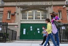 Photo of Cierran de nuevo escuelas en  Nueva York debido a rebrotes de COVID-19